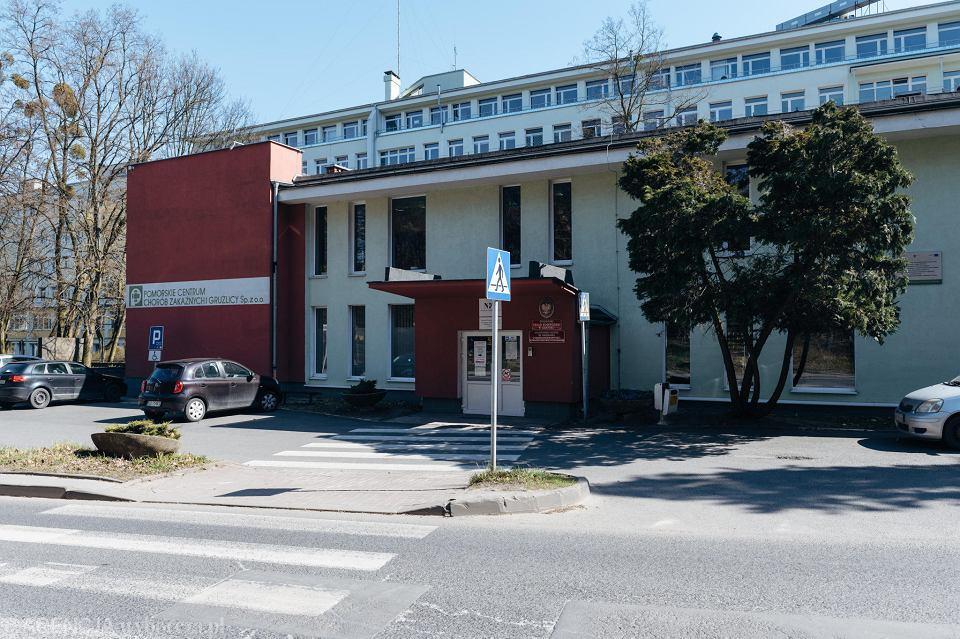 Zdjęcie numer 1 w galerii - Izba przyjęć w szpitalu zakaźnym w Gdańsku ponownie otwarta