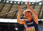 Kevin Mayer pobił rekord świata w dziesięcioboju