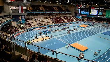 Halowe mistrzostwa Polski w lekkiej atletyce