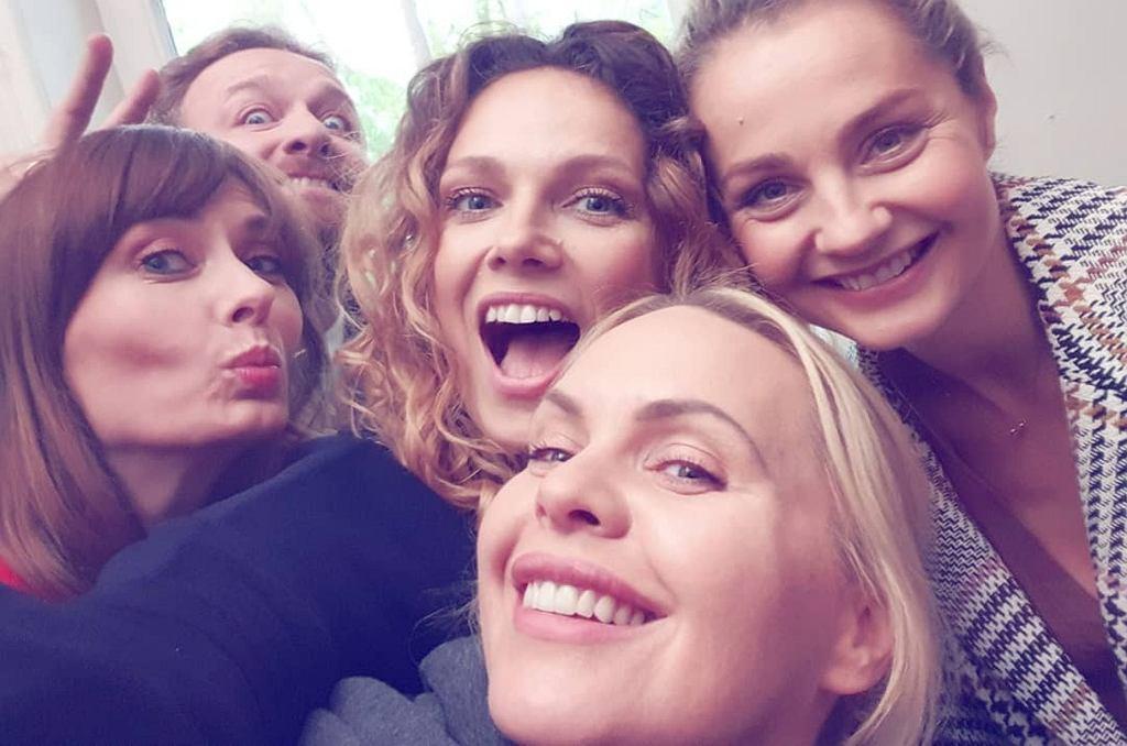 Przyjaciólki - koniec 13. sezonu