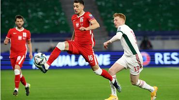 25.03.2021, Budapeszt, mecz eliminacji do Mistrzostw Świata Katar 2022 Węgry - Polska.
