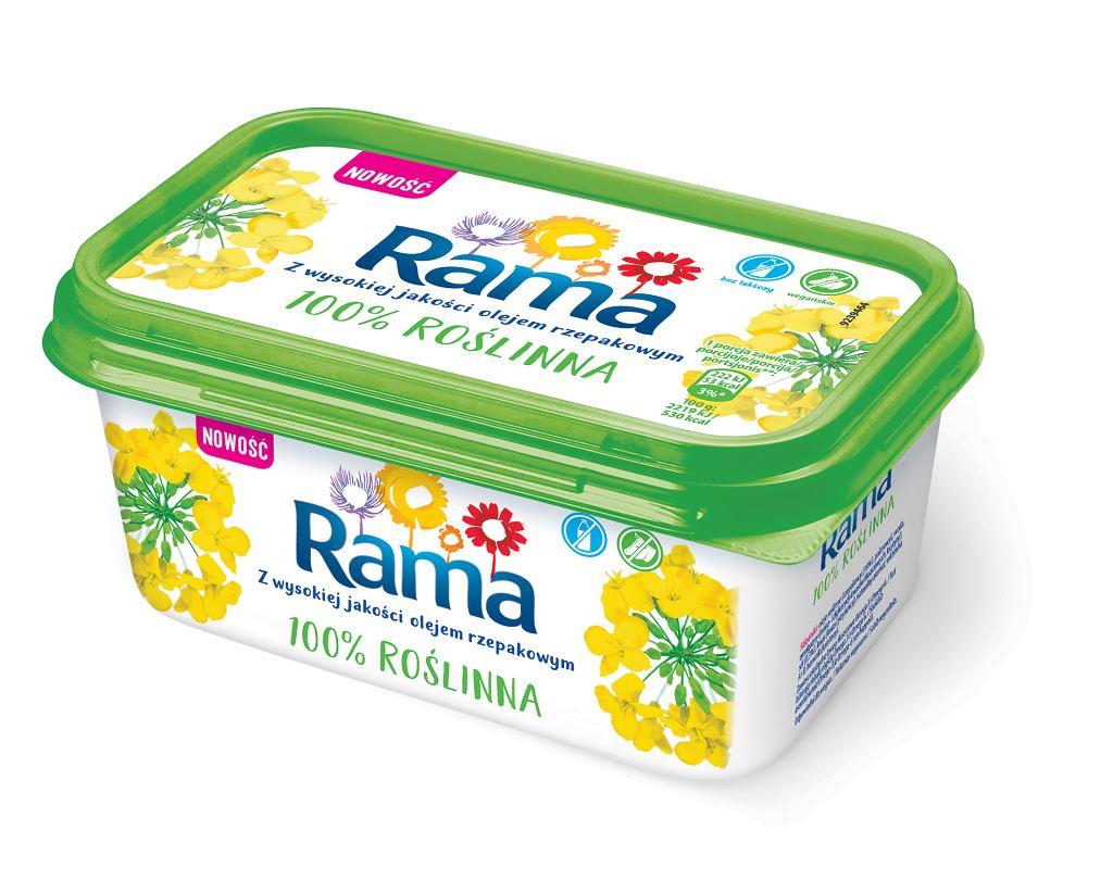 RAMA 100% roślinna