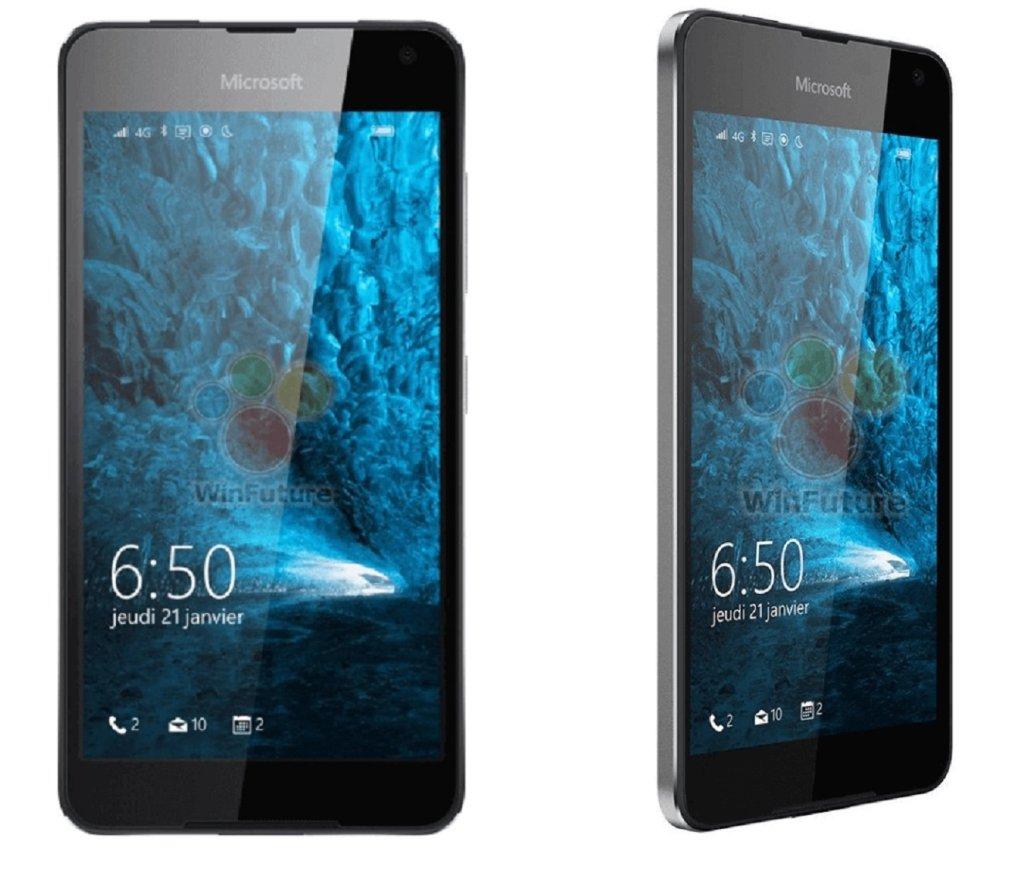 Tak najpewniej będzie wyglądać Lumia 650