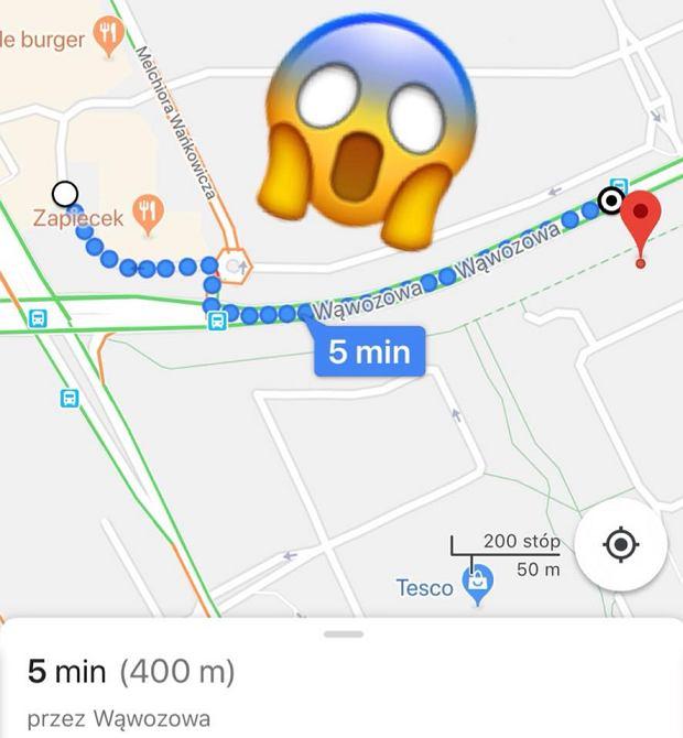 Czy 400 metrów to daleko?