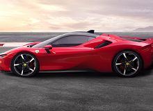 Ferrari SF90 Stradale. Prawie 1000 KM z czterech silników. Oto najmocniejsze Ferrari w historii