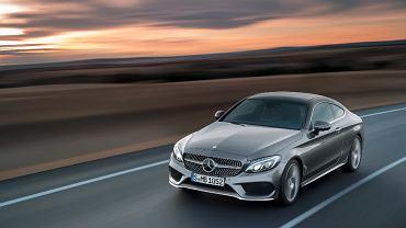 Mercedes Klasy C Coupe