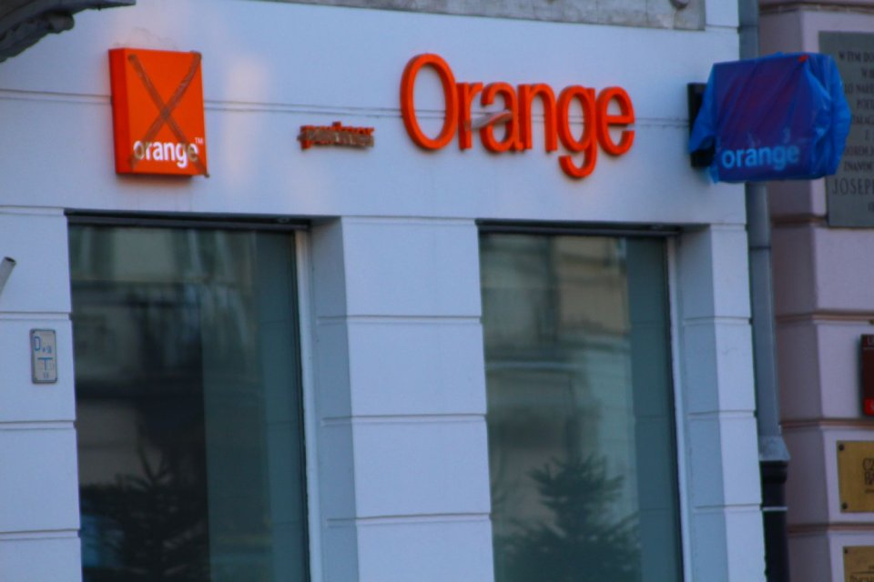 Salon sieci Orange