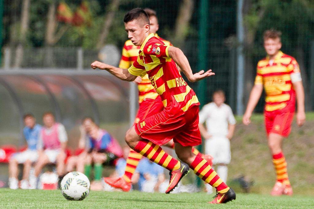 Centralna Liga Juniorów. Jagiellonia - Cracovia 2:0