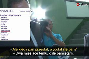 """Polityk w Sądzie Najwyższym? Szczepan Barszczewski z partii Gowina: """"No i co, że startowałem w wyborach?"""""""