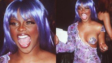 Lil' Kim to pierwsza amerykańska raperka, która zdobyła tak ogromną sławę. W dużej mierze zawdzięcza ją Notoriousowi B.I.G., zwanemu też Biggiem, w którego składzie występowała jako jedyna kobieta. W latach 90. święciła triumfy. Słynęła z oryginalnego stylu, a nastolatki chciały ubierać się jak ona. Dziś ma 40 lat. Kiedy pojawiła się na imprezie po Oscarach u Eltona Johna, jej twarz wyglądała przerażająco. Raperka nie przypominała siebie! Zobaczcie, jak się zmieniła. Tak wyglądała w 1999 roku.