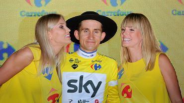 Michał Kwiatkowski wygral tegoroczny Tour de Pologne