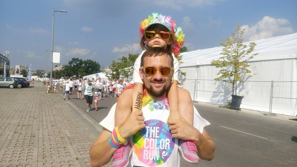 The Color Run w Warszawie