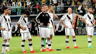 Mecz Legia - Borussia we wrześniu 2016
