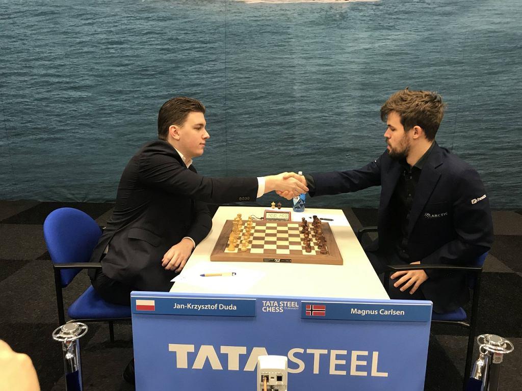 Jan-Krzysztof Duda vs Magnus Carlsen