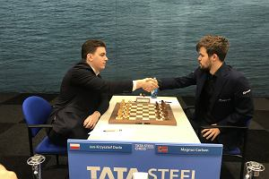"""""""Magnus Carlsen to nie jest człowiek, tylko maszyna. A 22-letni Duda go zmiażdżył"""""""