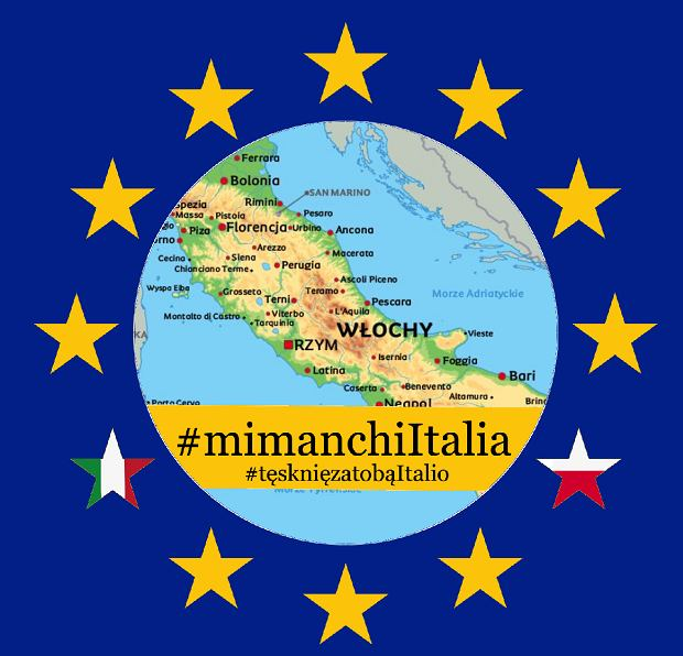 #MimanchiItalia