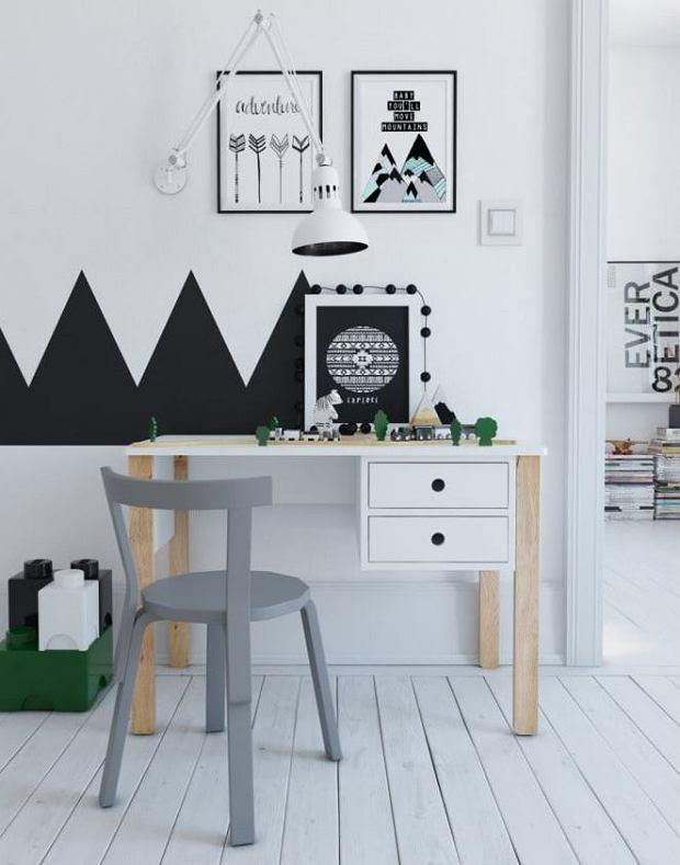 Biurko dla dziecka do stylowego pokoju