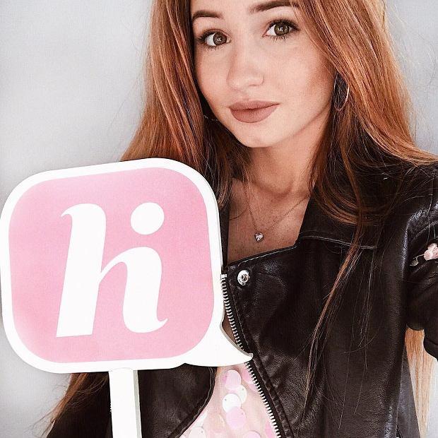 Jedną z ambasadorek Hi Hybrid jest 'królowa Snapchata', Angelika Mucha, czyli Littlemooonster96