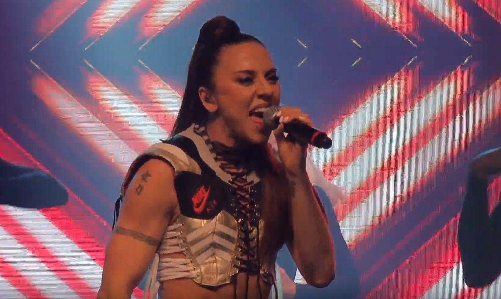 Melanie C feat. Sink the Pink - High Heels (S?o Paulo - BRAZIL)