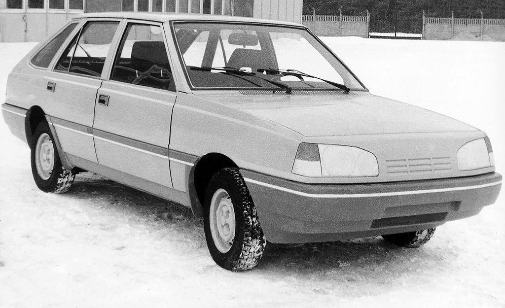 Prototyp FSO Polonez Caro