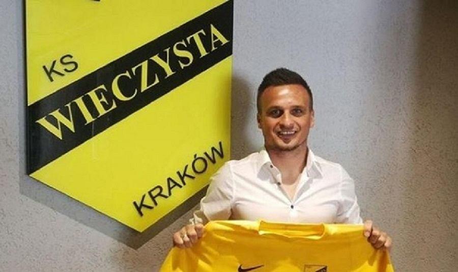 Sławomir Peszko znalazł nowy klub. Podpisał umowę z Wieczystą Kraków