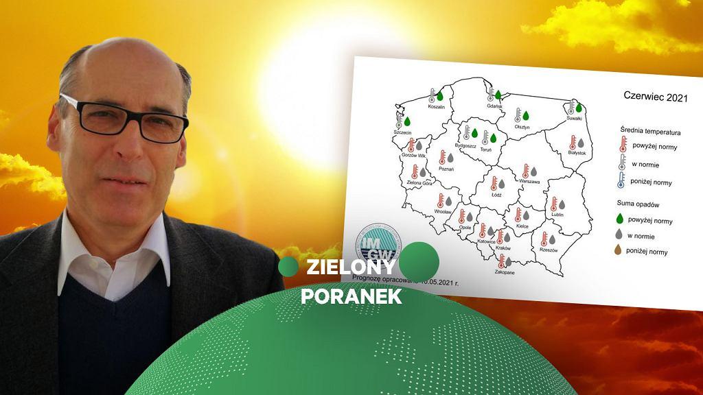 Prof. Mirosław Miętus, klimatolog i wicedyrektor IMGW