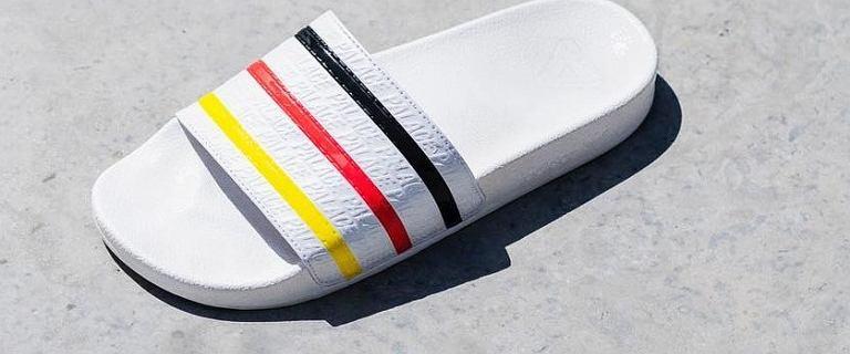 Te klapki Adidas to gorący hit na lato! Kolorowe modele idealne dla fanów wakacyjnego luzu