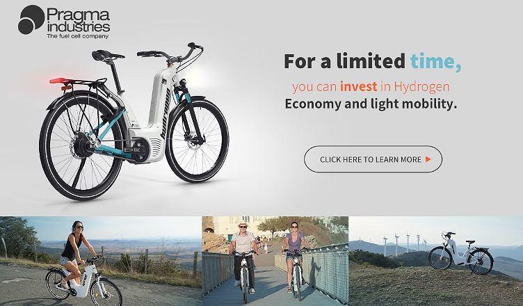 Informacja o rowerach Pragma Industries w serwisie producenta