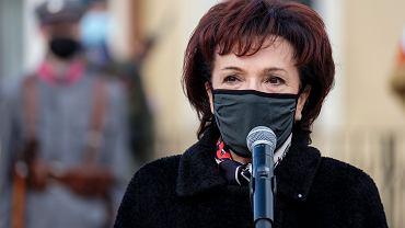Elżbieta Witek o Marianie Banasiu i kontroli NIK ws. niedoszłych wyborów korespondencyjnych
