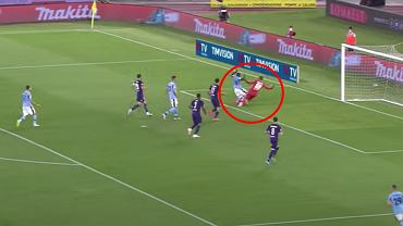 Kontrowersja w meczu Lazio-Fiorentina