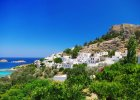 Boska Grecja. Wyspa Rodos - oblegana latem, najprzyjemniejsza wiosną i jesienią [PORADNIK PRZED URLOPEM]