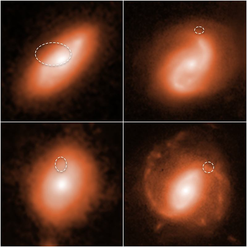 Teleskop Hubble'a namierzył pięć potężnych szybkich błysków radiowych. Wiemy skąd pochodzą