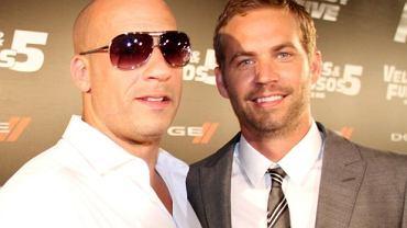Vin Diesel i Paul Walker.
