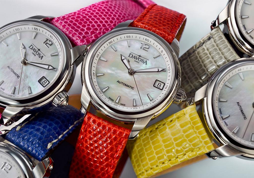 Nowoczesny design i szwajcarska precyzja: nowa kolekcja zegarków DAVOSA