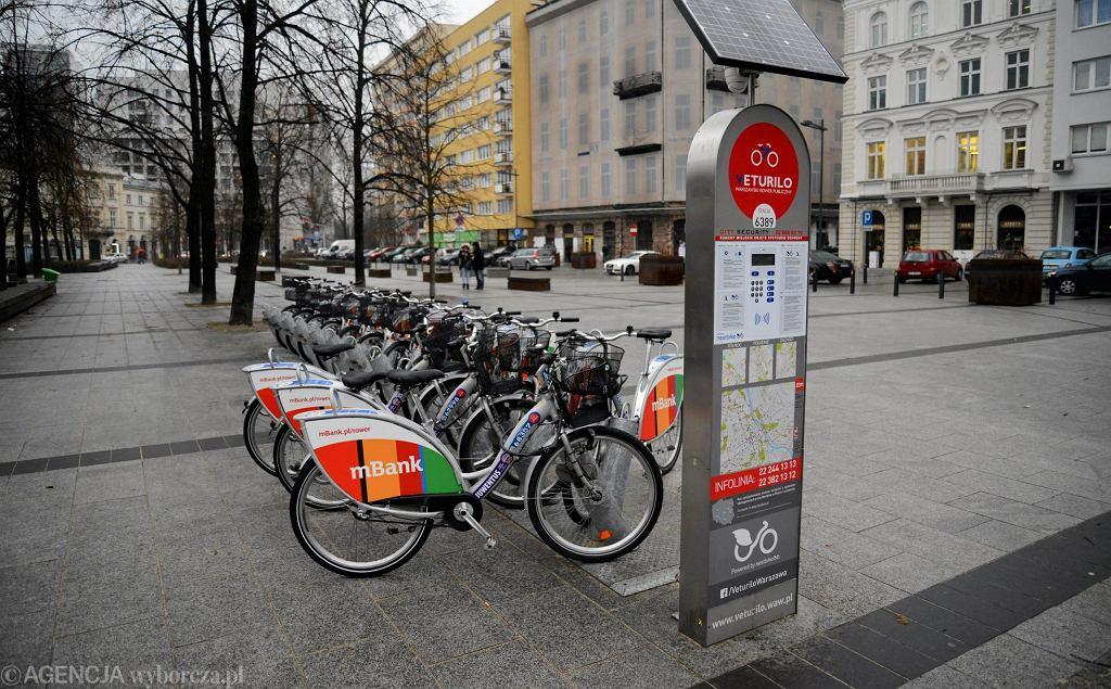 Veturilo Warszawa