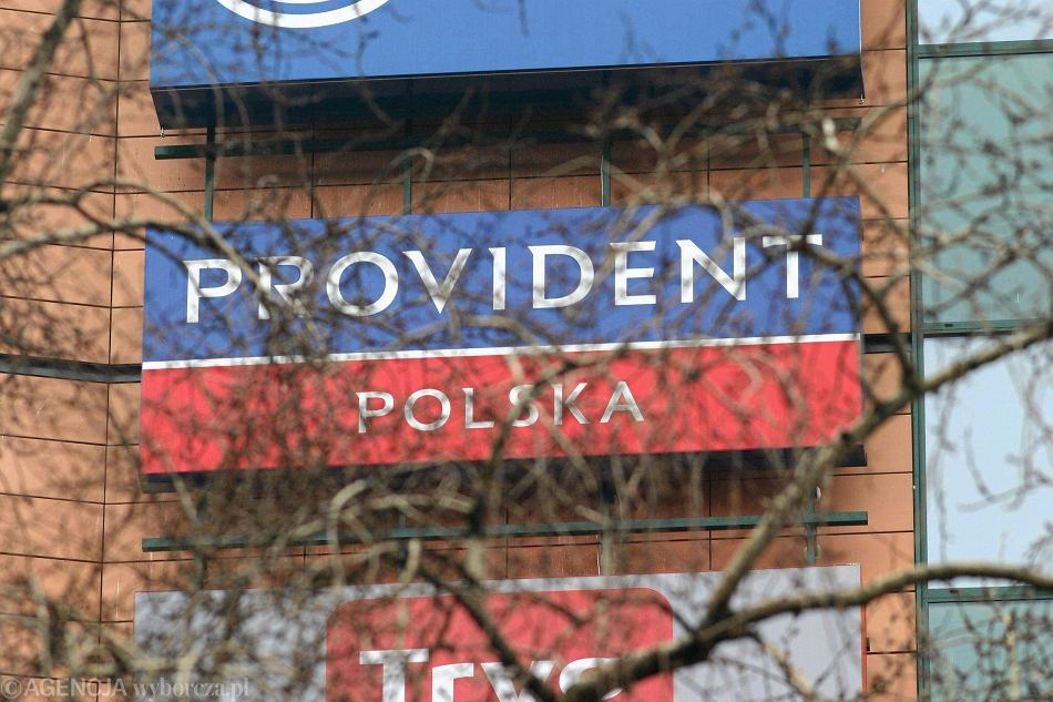Reklama Provident