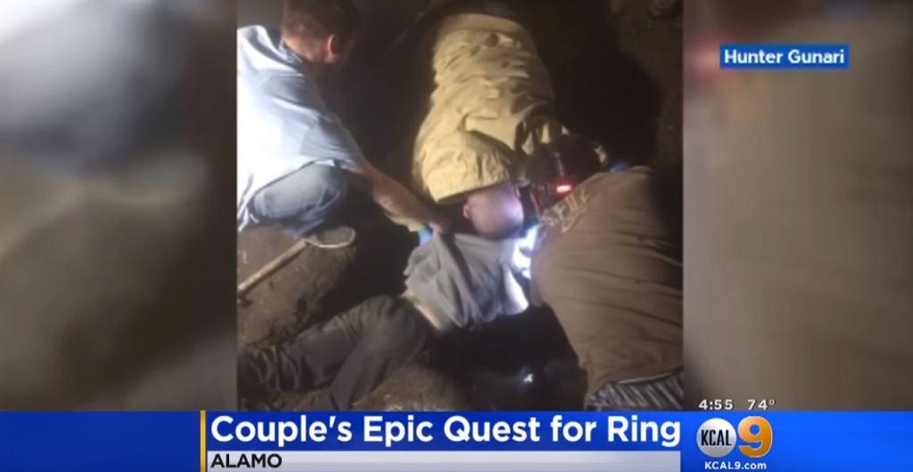 Poszukiwacze zagubionego pierścionka