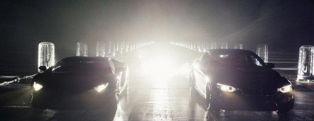 Wideo | Audi R8, BMW M4, Aventador i Ken Block