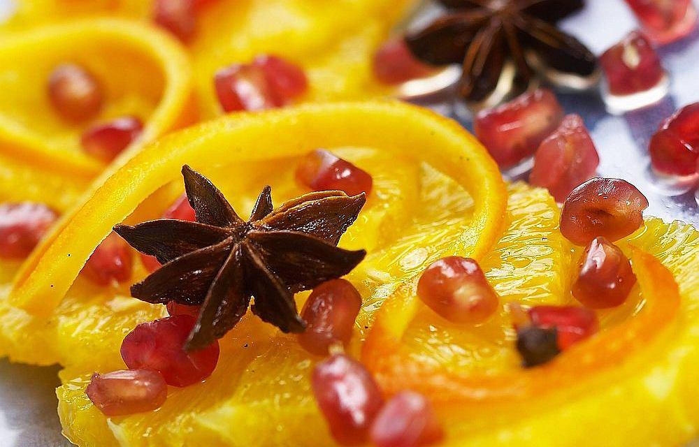 Carpaccio pomarańczowe