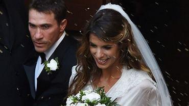 Elisabetta Canalis i Brian Perri