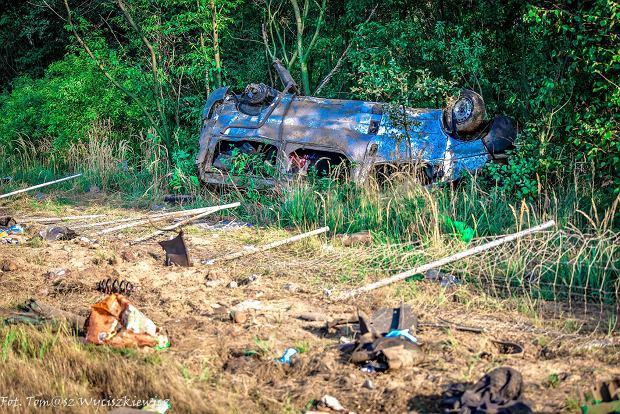 W wypadku na A4 zginęło pięć osób. Kierowca busa został aresztowany na trzy miesiące