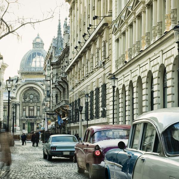 Bukareszt - stare miasto