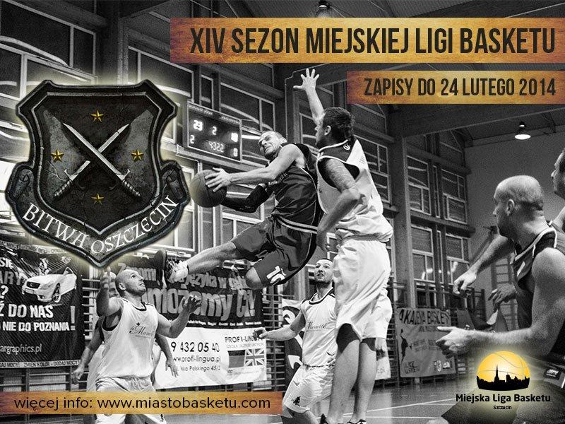 MIejska Liga Basketu w Szczecinie
