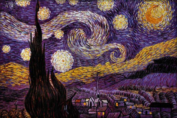 Vincent van Gogh / Materiały partnerów