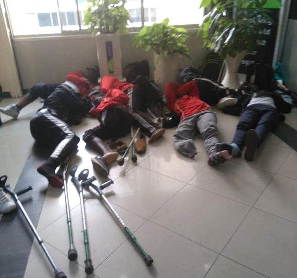 Reprezentanci Kenii w AMP Futbolu