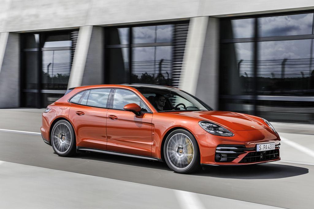 Nowe Porsche Panamera 2020