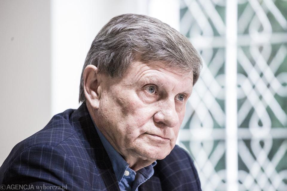 Leszek Balcerowicz podsumowuje trzy lata rządów PiS. Warszaw, Fotrm Obywatelskiego Rozwoju, 14 listopada 2018