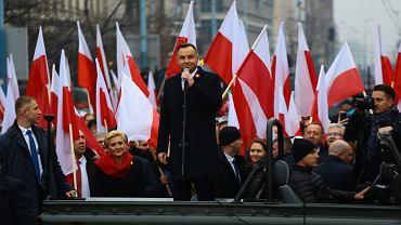 Współpracując ze skrajną prawicą, Andrzej Duda sprzeniewierzył się pamięci dwóch postaci, na które tak bardzo lubi się powoływać: Józefa Piłsudskiego i prezydenta Lecha Kaczyńskiego.