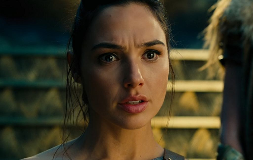 3. Gal Gadot, 'Wonder Woman'