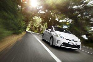 Toyota Prius | Cała rodzina zielonych aut